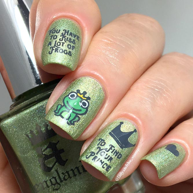 Stamping Ideas for Nail Designs picture2