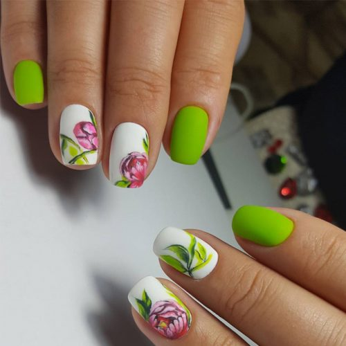 Stunning Green Nail Designs for Any Occasion picture 6