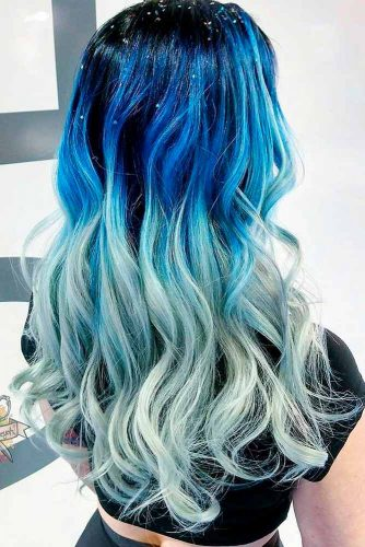 Ice Queen Hair