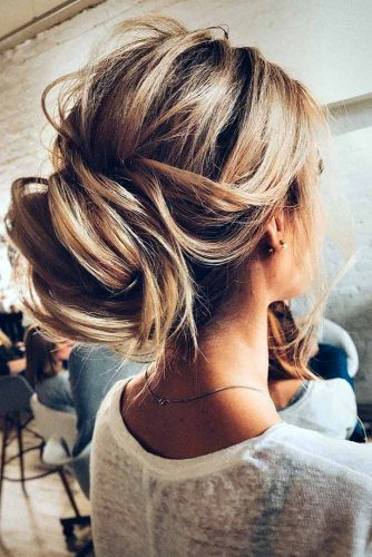 Luxurious Buns and Knots picture 2