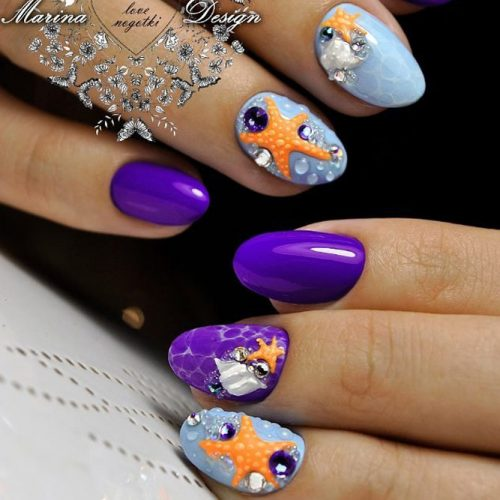 Cool Summer Nail Designs to Rock Pool Party picture 1