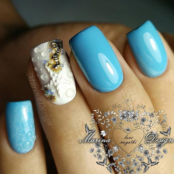 Cool Summer Nail Designs to Rock Pool Party picture 3