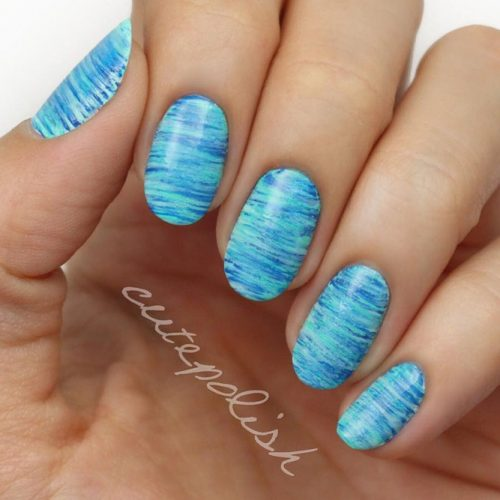 Fun Swimming Pool Nail Designs picture 6