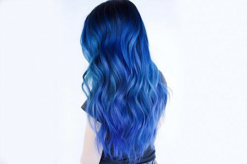 Chic and Sexy Blue Hair Styles for a Brave New Look