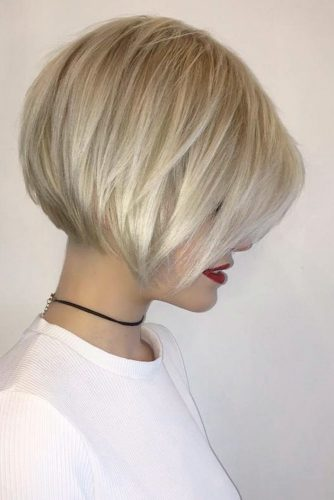 Traditional Layered Bob