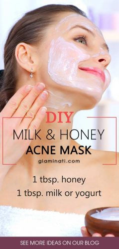 Milk and Honey Mask