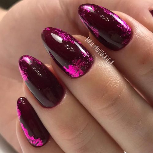 Beautiful Nail Designs to Rock this Autumn picture 3