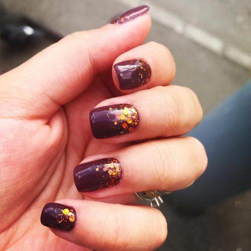 Pretty Autumn Nail Designs picture 2