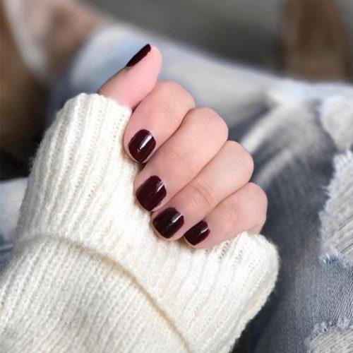 Pretty Autumn Nail Designs picture 1