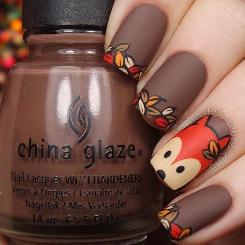 Awesome Fall Nails Ideas to Try This Season picture 2