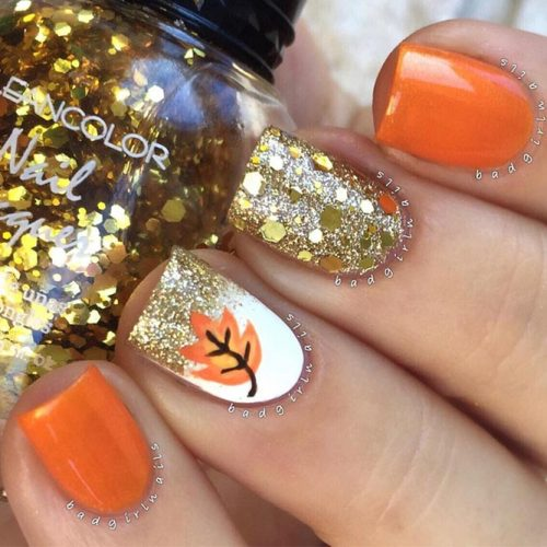 Awesome Fall Nails Ideas to Try This Season picture 3