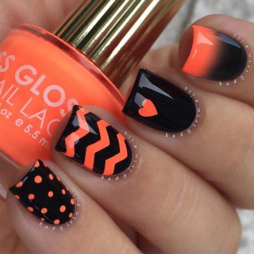 Pretty Autumn Nail Designs picture 4