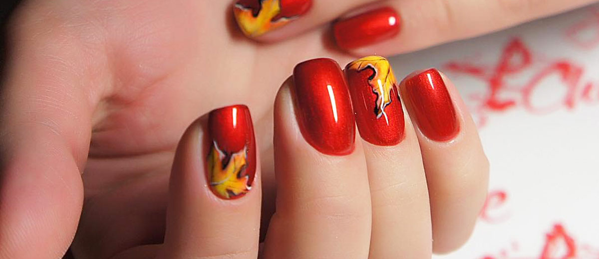24 Cute Autumn Nail Designs You\'ll Want to Try