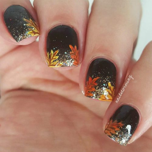 Awesome Fall Nails Ideas to Try This Season picture 6