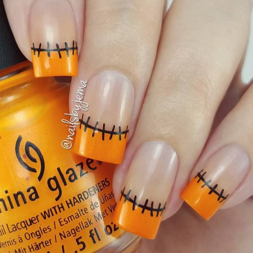 Pretty Autumn Nail Designs picture 6