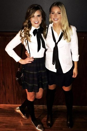 Sexy Halloween Costumes for You and Your Best Friend picture 6
