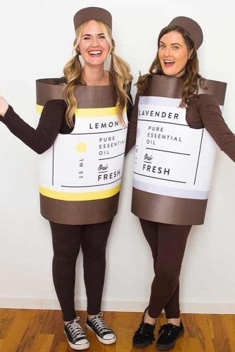 Essential Oils Halloween Costumes #diycostumes