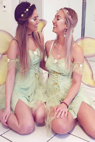 Floral Fairies Costumes #floralfairy