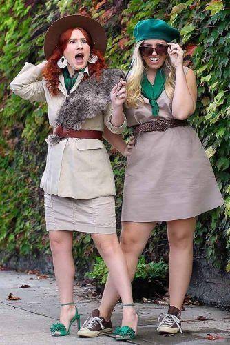 Girlscout Halloween Costumes #girlscout
