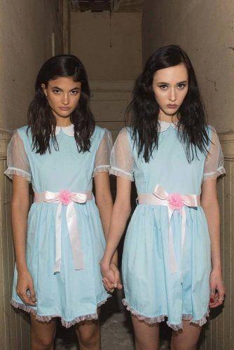 Grady Twins Halloween Costumes #gradytwins