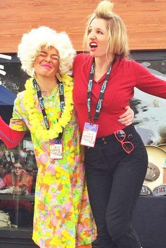 Mary And Magda Best Friends Costumes #maryandmagda