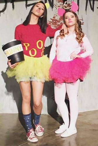 Sexy Halloween Costumes for You and Your Best Friend picture 3