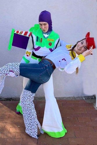 Toy Story Halloween Costumes #toystory #buzzlightyear