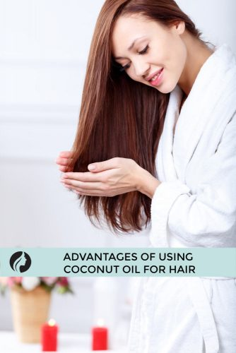 Advantages of Using Coconut Oil for Hair