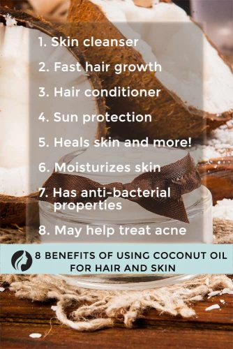 Coconut Oil for Hair and Otherwise