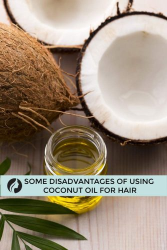 Some Disadvantages of Using Coconut Oil for Hair