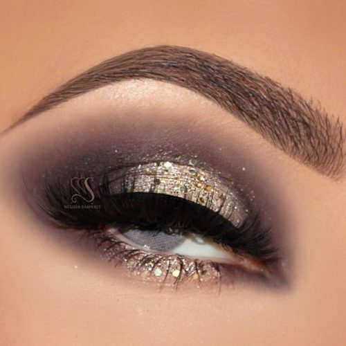 Fall Elegance Eyes Makeup Ideas picture 3