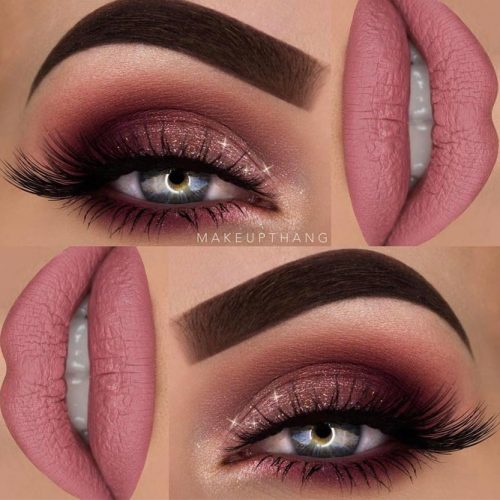 Fall Elegance Eyes Makeup Ideas picture 5