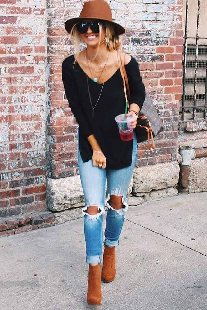 Comfy Fall Outfit Ideas picture 6