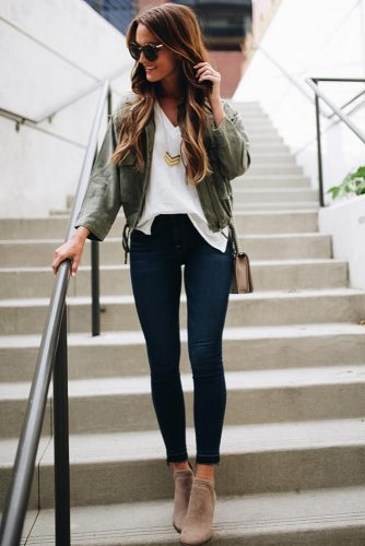 Сute Outfit Ideas to Try this Fall picture 5