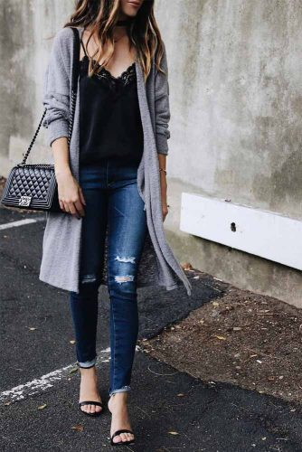Сute Outfit Ideas to Try this Fall picture 2