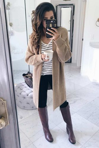Сute Outfit Ideas to Try this Fall picture 1