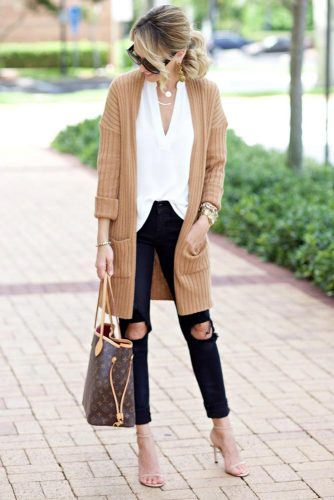 Сute Outfit Ideas to Try this Fall picture 3