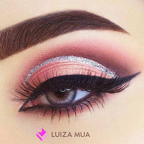Rose Gold Eyeshadow Palette for the Perfect Eye Makeup
