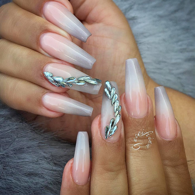Stunning Homecoming Nail Ideas picture 1
