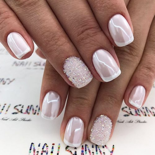 Popular Homecoming Nail Trends picture 1