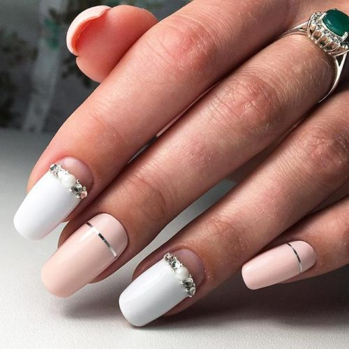 Cutest Homecoming Nails for the Perfect Style picture 2