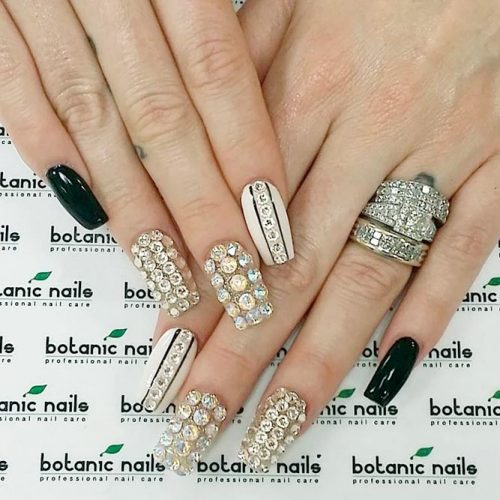 The Most Desirable Homecoming Nails Designs picture 2