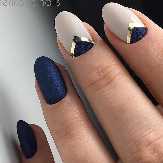New Homecoming and Prom Nails Designs picture 4