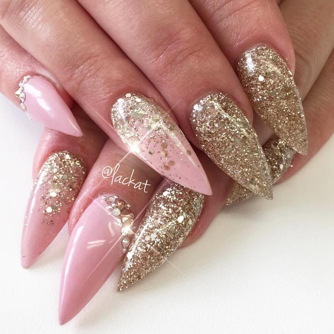 Cutest Homecoming Nails for the Perfect Style picture 1