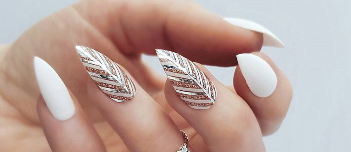 30 top newest homecoming nails designs prinsesfo Gallery