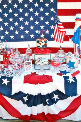 Patriotic Centerpiece and Table Decoration Ideas picture 5