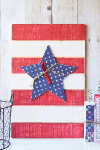 Using National Colors and Stars picture 2