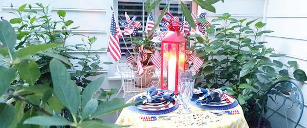 18 Inspirational Ideas for Labor Day Decorations