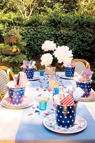Patriotic Centerpiece and Table Decoration Ideas picture 4