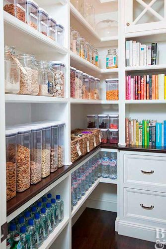 Snug Racks, Cupboards and Pull Out Pantry picture 1